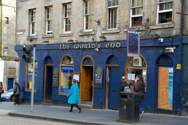 The World's End Pub