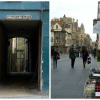 World's End Close, Edinburgh