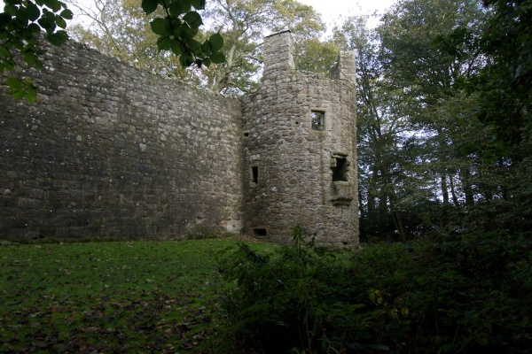 Glassin Tower from the south