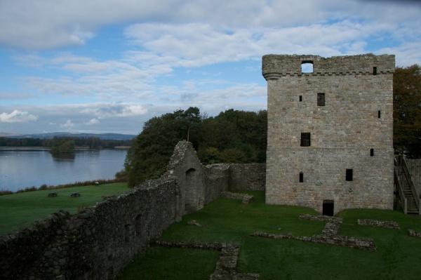 Loch Leven Castle (1)