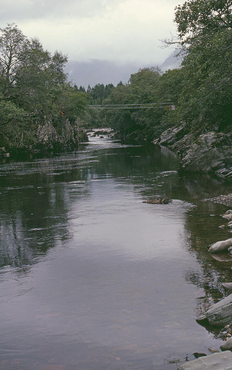 Box bridge, Glen Orchy