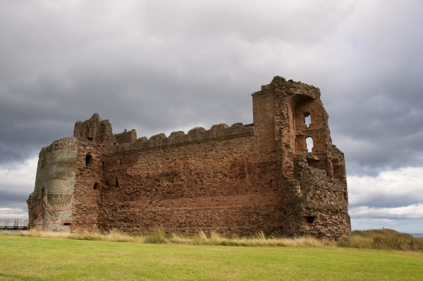 The Mid Tower (left) and East Tower