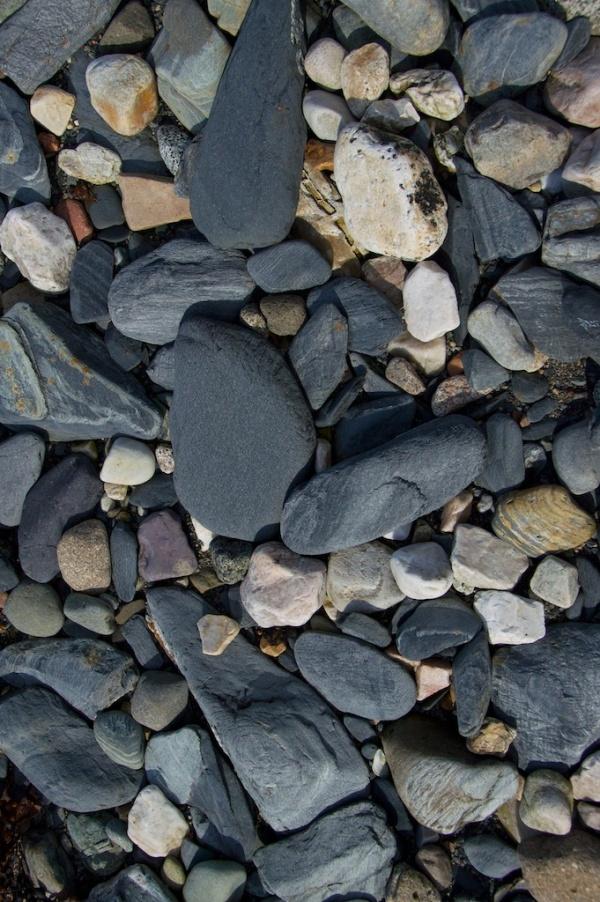 Pebbles near Appin
