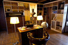 The Explorers' Room © RSGS
