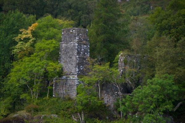 Loch Dochart Castle (3)