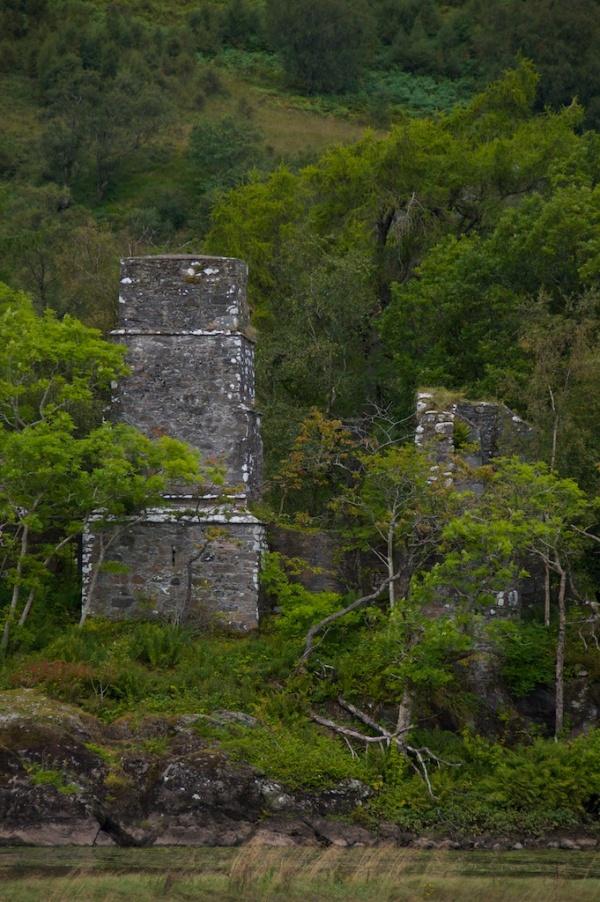 Loch Dochart Castle (2)