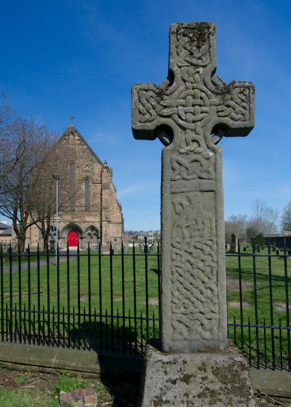Govan - Jordanhill Cross replica