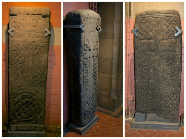 Govan grave slabs collage
