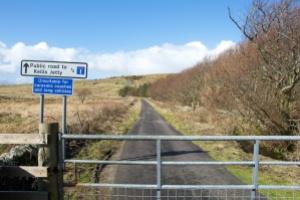 Keills road
