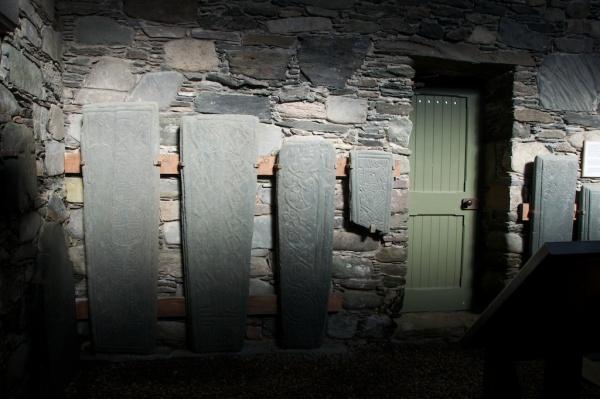 Keills Chapel stones (2)