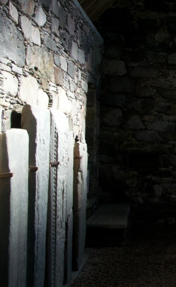 Keills chapel stones (1)
