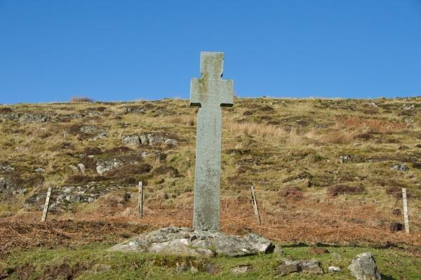 Keills modern cross