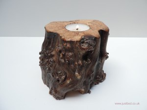 Natural Tealight by Justbod (hawthorn) 1