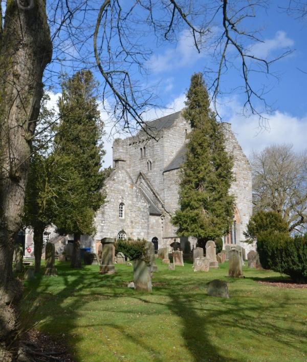 Torphichen graveyard