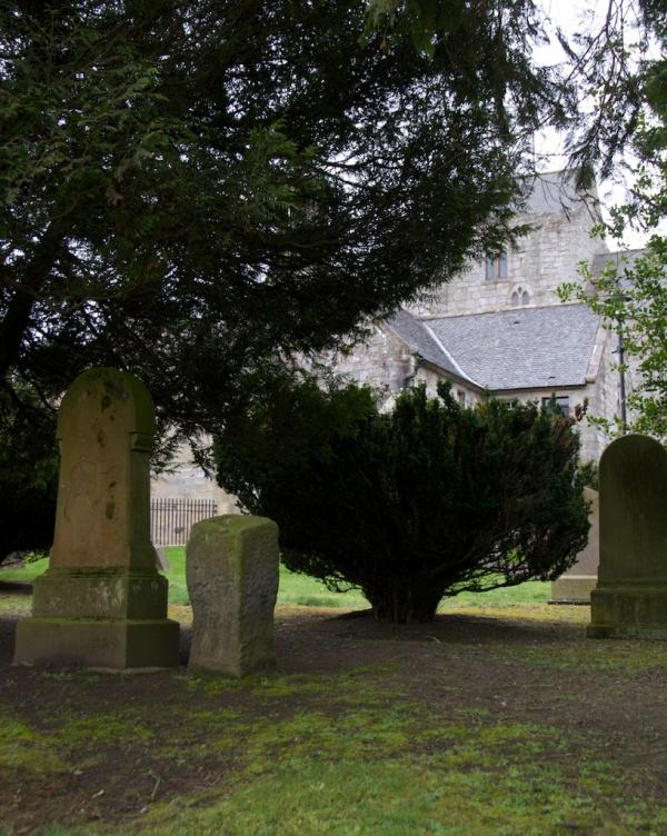 Torphichen sanctuary stone (1)
