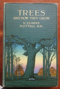 'Trees and How They Grow' book
