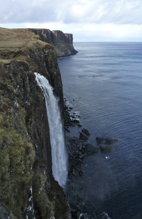 Mealt Waterfall, Isle of Skye