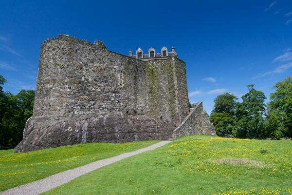 Dunstaffnage Castle (4)