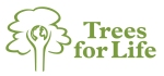 Trees for Life Logo Landscape