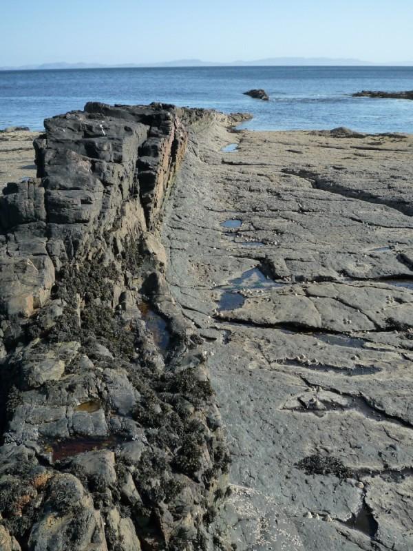 Carsaig beach, Mull 25