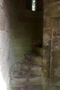 Dryburgh stairs (1)