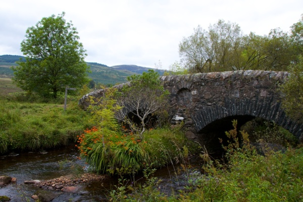 Brenchoille Bridge