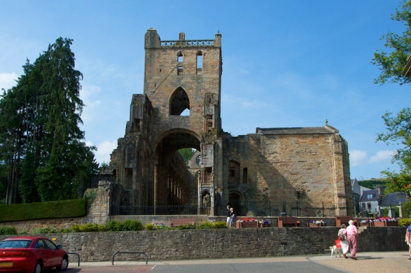 Jedburgh Abbey (9)