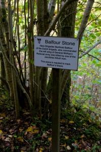 Balfour stone, Killiecrankie (1)