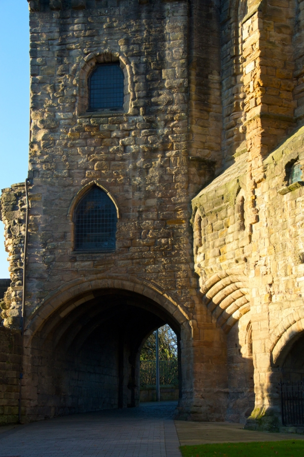Dunfermline gatehouse
