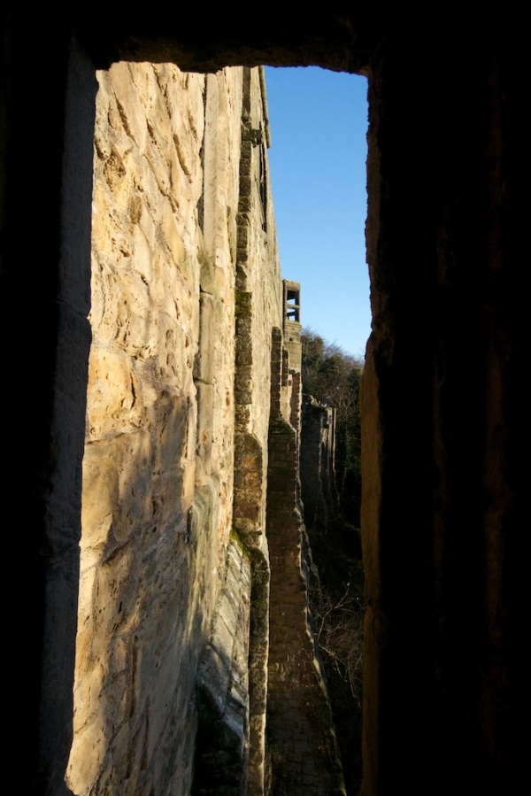 Dunfermline Palace view