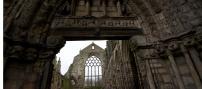 Holyrood Abbey Crop