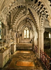 Lady Chapel, Rosslyn © Rosslyn Chapel