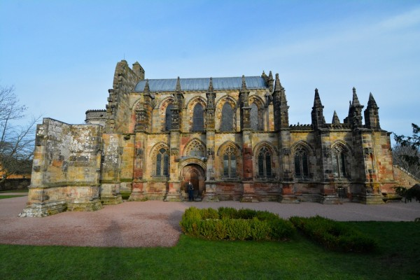 Rosslyn Chapel 26