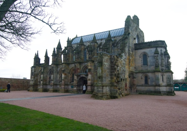 Rosslyn Chapel 60