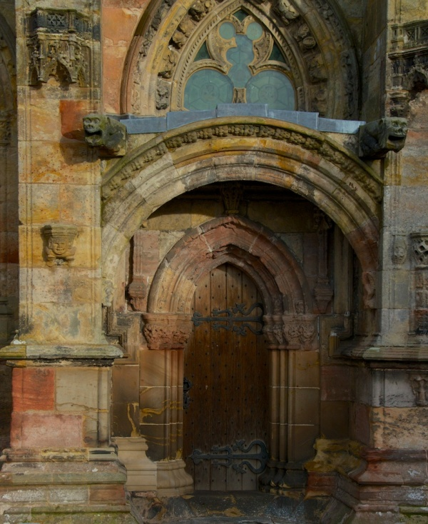 Rosslyn Chapel (J) 29
