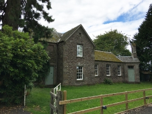 Victorian schoolhouse