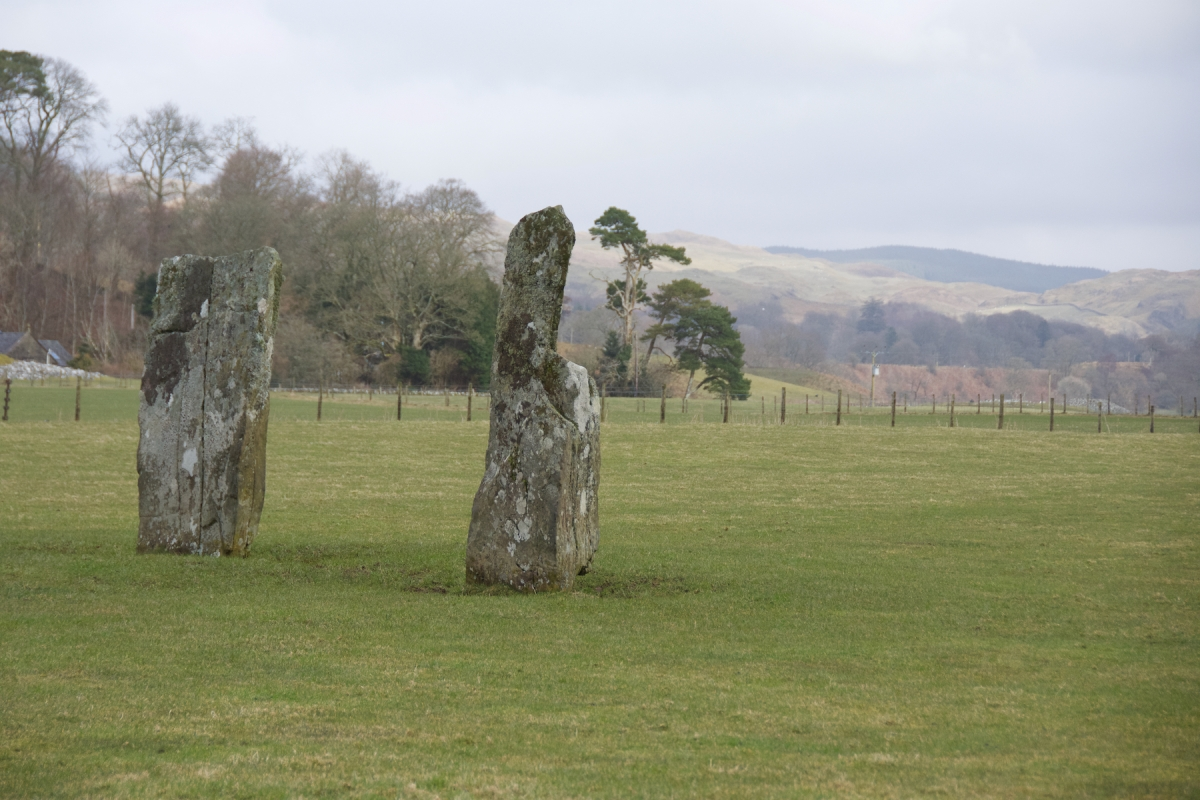 A morning in Kilmartin Glen